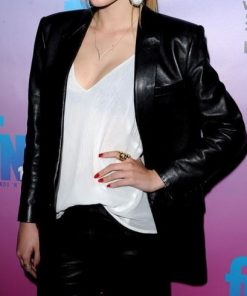 yojackets Pre Grammy Party Bella Thorne