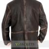 Distressed Leather Supernatural Jacket