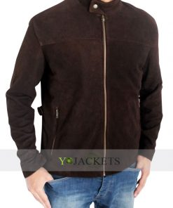 Mission Impossible 3 Jacket Suede Leather