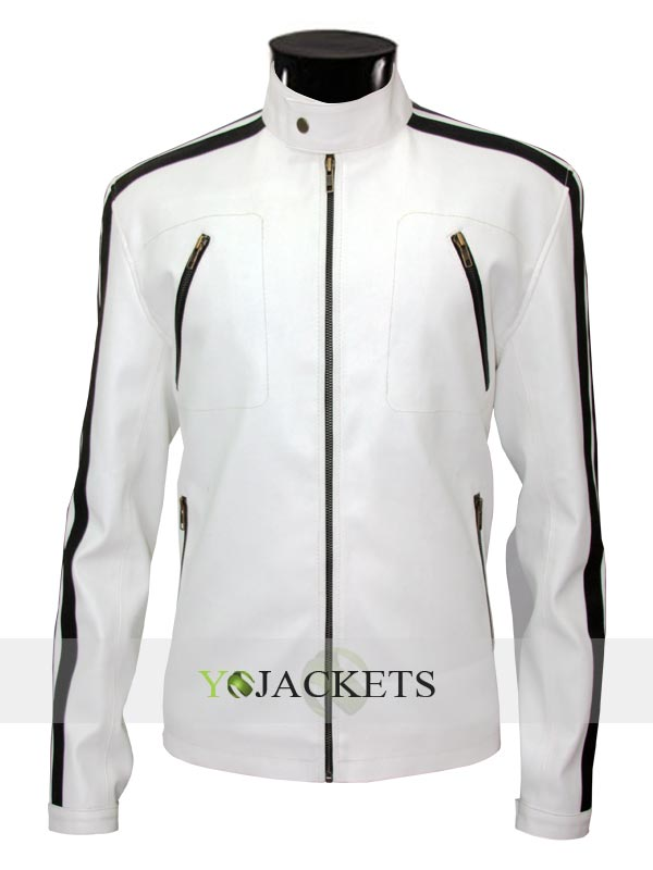 Need For Speed Jacket White