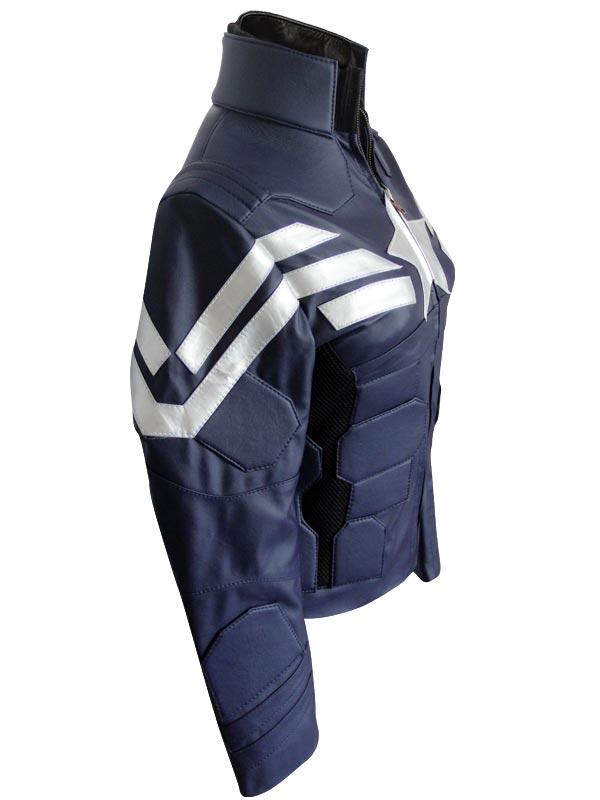 Steve Rogers Captain America Jacket Yojackets