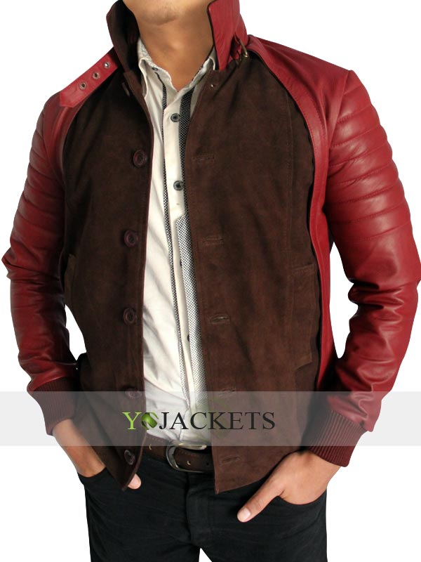 HORNS DANIEL RADCLIFFE IG PERRISH JACKET