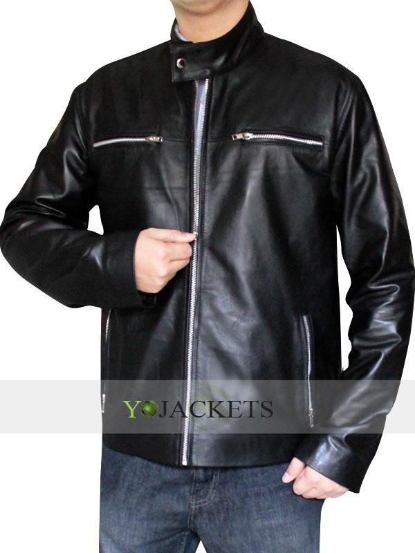 Kevin Bacon R.I.P.D Jacket