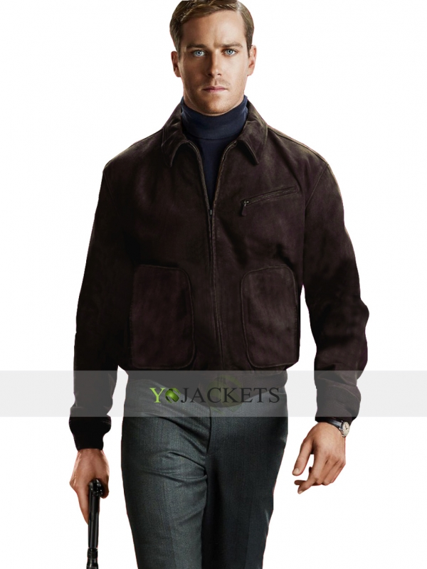 The Man From Uncle Jacket