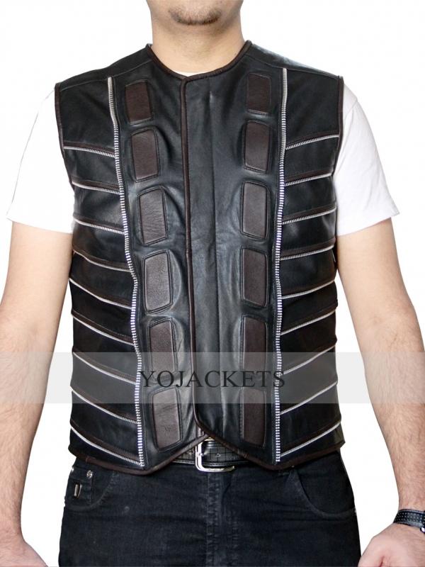 Anthony Lemke Leather jacket