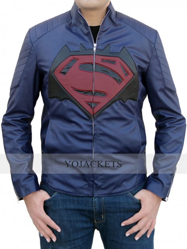 Batman Vs Superman Dawn of Justice Jacket