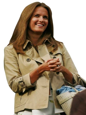 Kim-Sears Brown-Jacket