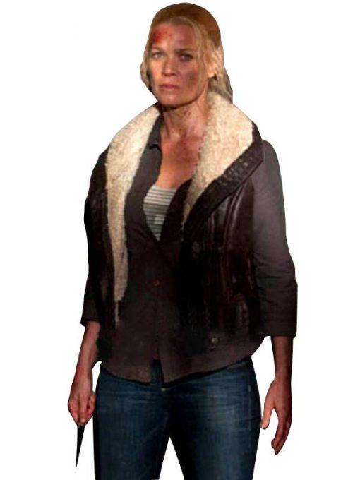 Laurie Holden The Walking Dead Jacket
