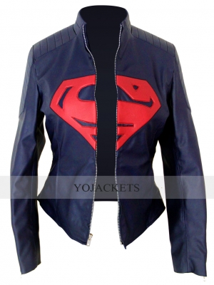 Supergirl jacket