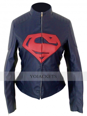 Supergirl jacket for women