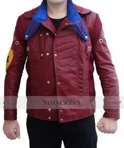 Chris Pratt Star Lord Guardians of the Galaxy 2 Jacket