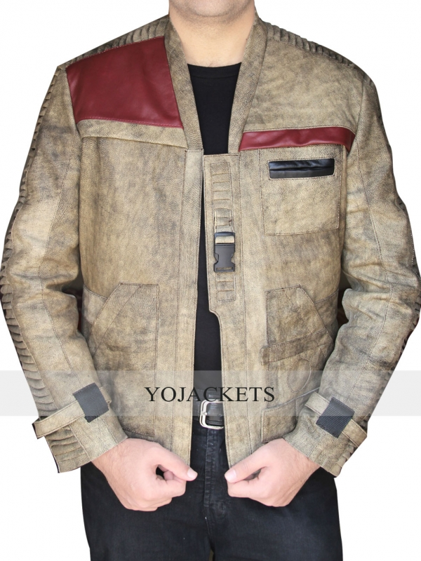 start wars finn jacket