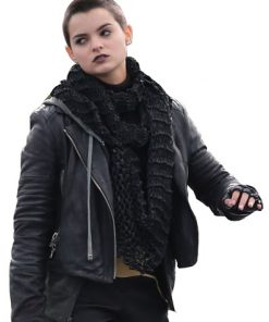 Brianna Hildebrand Deadpool Jacket for Women