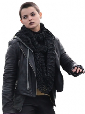 Brianna Hildebrand Deadpool Jacket for Women