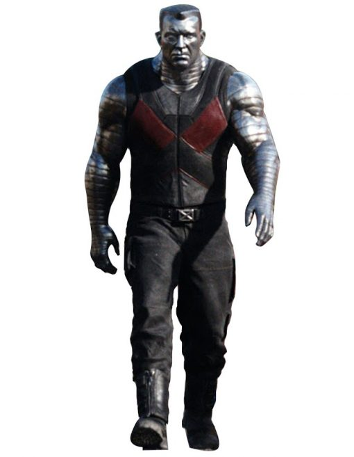 Deadpool Leather Vest