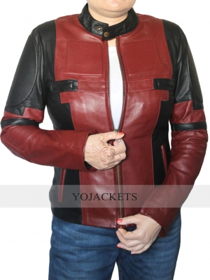 Ladies Deadpool Jacket for women