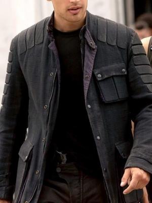 Divergent Allegiant Theo James JacketAllegiant Theo James Jacket