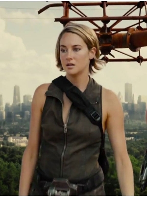 The-Divergent-Allegiant-Shailene-Woodley-Leather-Vest-new