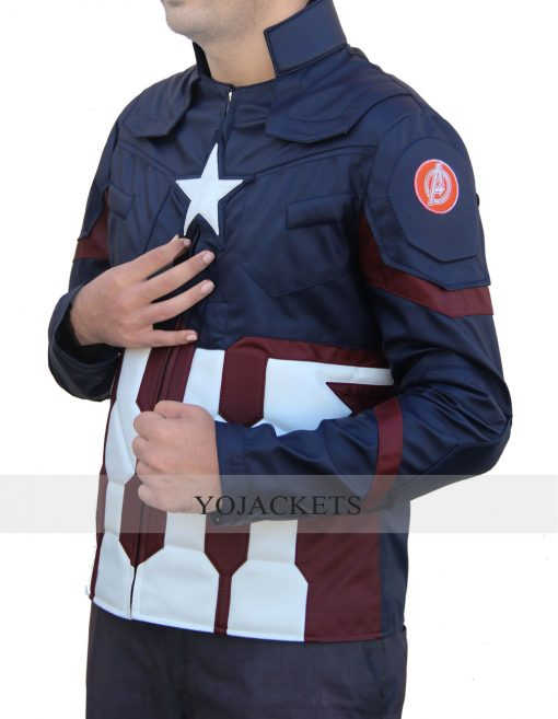Civil War Jacket