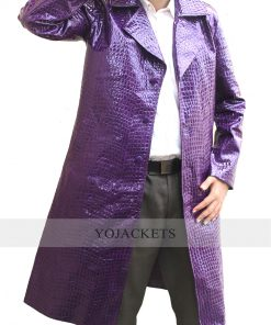 Suicide Squad Jared Leto Joker Coat