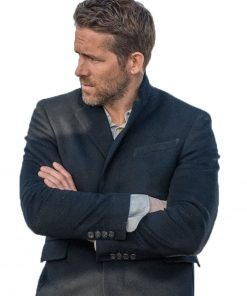 ryan reynolds hitman coat