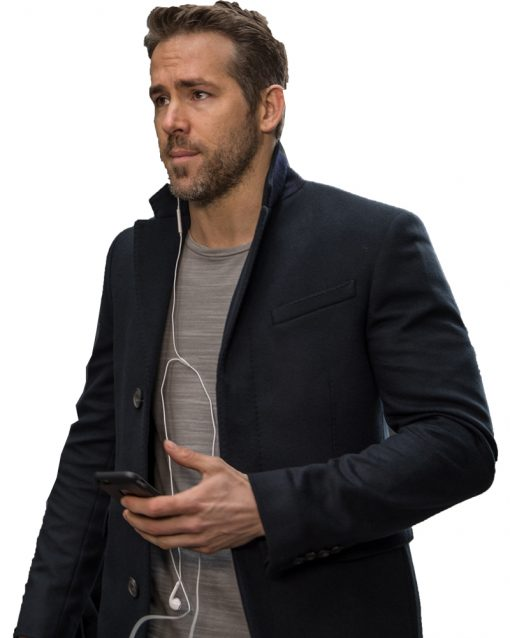 ryan reynolds jacket coat