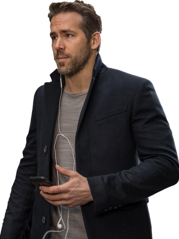 ryan reynolds jacket coat