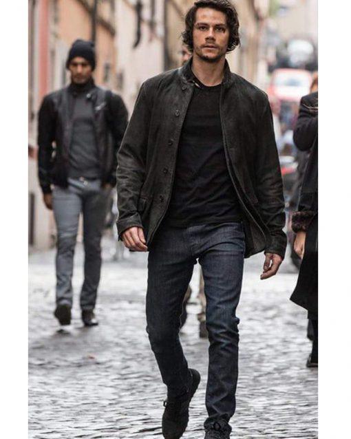 Mitch Rapp Leather Jacket