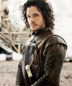 Game of Thrones Kit Harington jacket