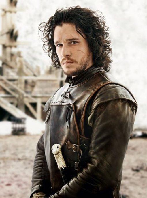 Game of Thrones Kit Harington jacket