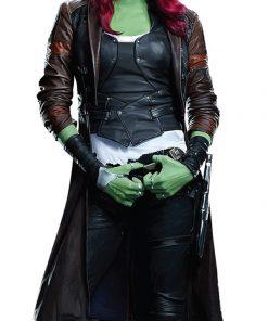 Guardians of the Galaxy Vol 2. Gamora Coat