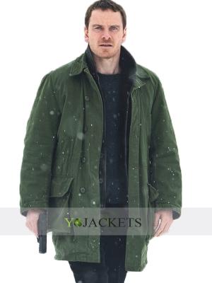 The Snowman Harry Hole coat