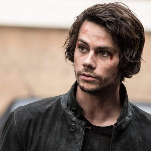 American Assassin Black Jacket