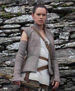 The Last Jedi Rey Vest