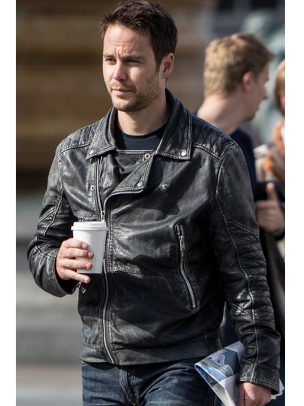 American Assassin The Ghost Jacket