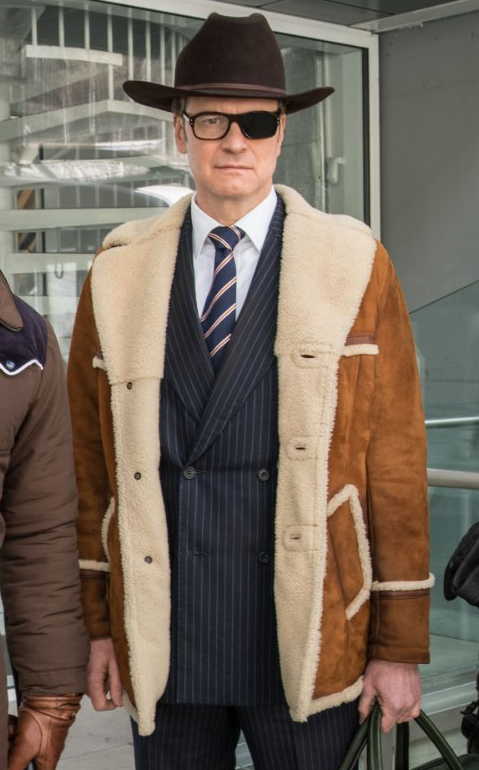 kingsman the golden circle coat
