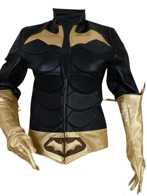 Batgirl Black Jacket