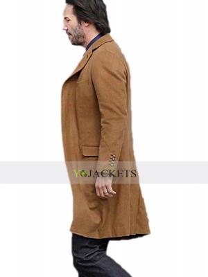 Keanu Reeves Coat