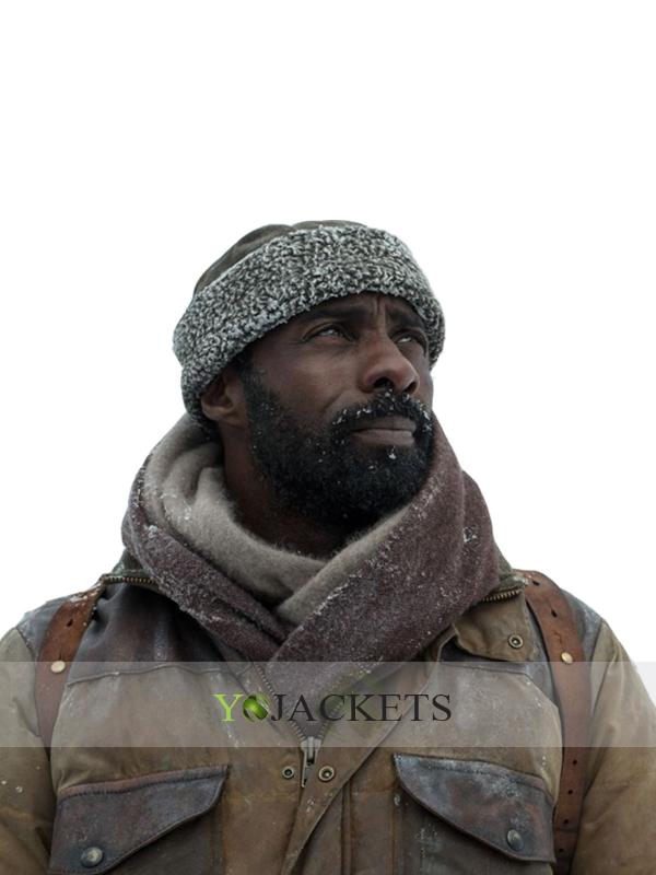 Idris Elba Jacket