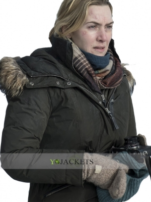 The Mountain Between Us Parka Coat