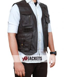 Jurassic World Fallen Kingdom Chris Pratt Vest