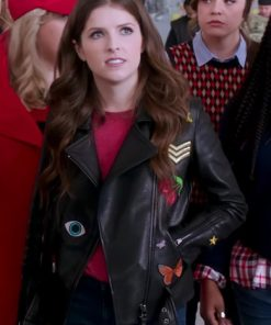 Pitch Perfect 3 Leather Jacket