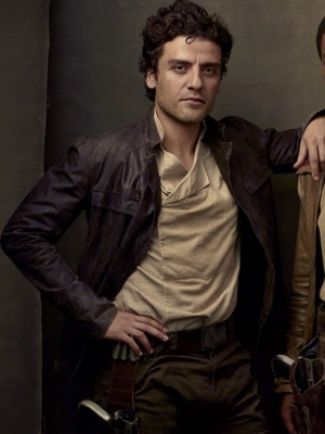 Poe Dameron Star Wars Jacket