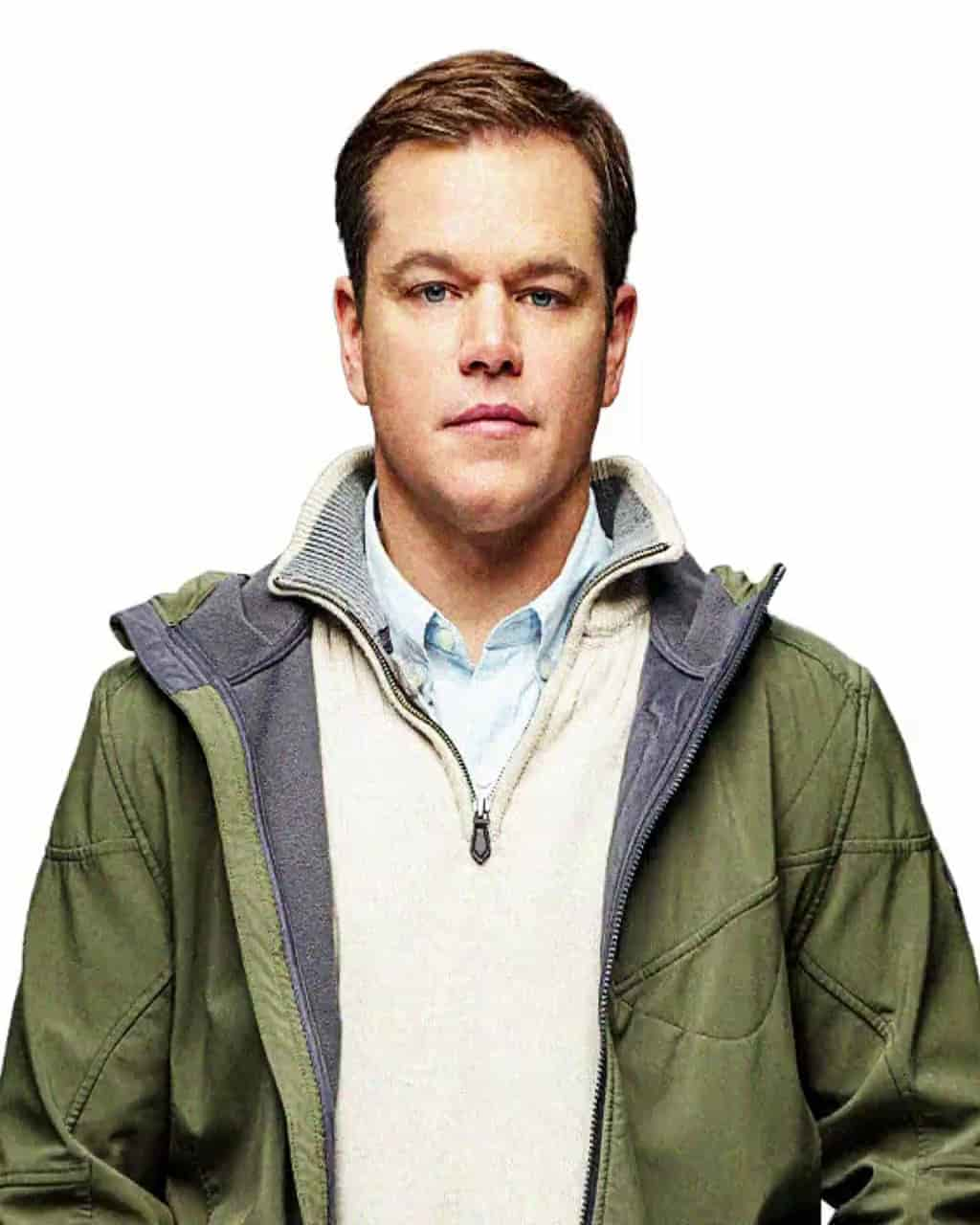 Downsizing Matt Damon Jacket Hoodie - Yo Jackets