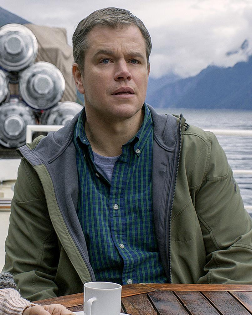 Downsizing Matt Damon Jacket Hoodie Yo Jackets