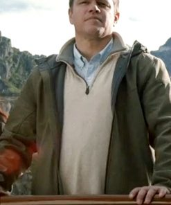 Matt Damon Paul Safranek Hoodie
