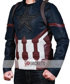 Captain America Infinity War Jacket