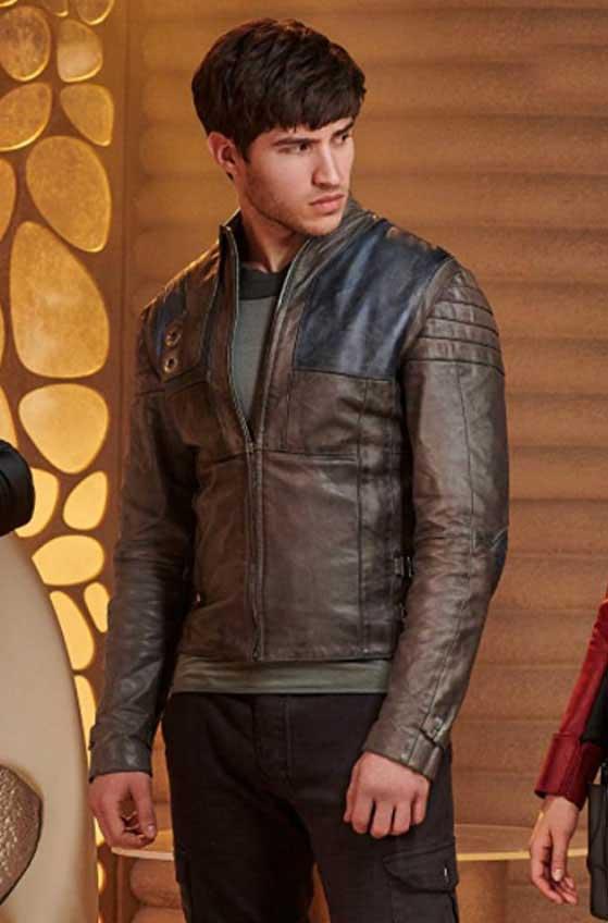 Cameron Cuffe Seg El Jacket