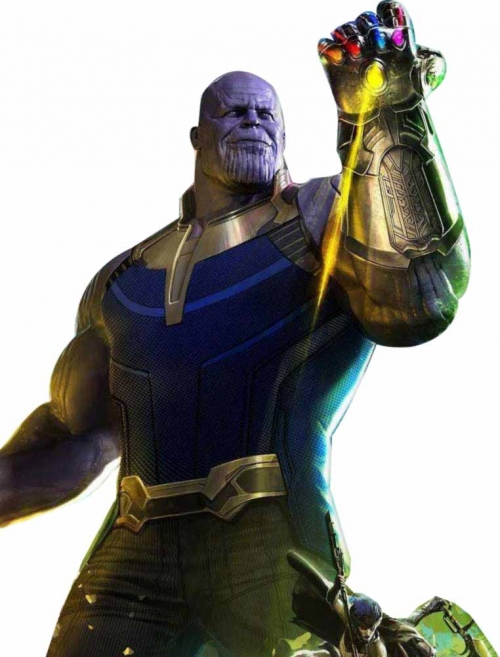 Avengers Infinity War Vest