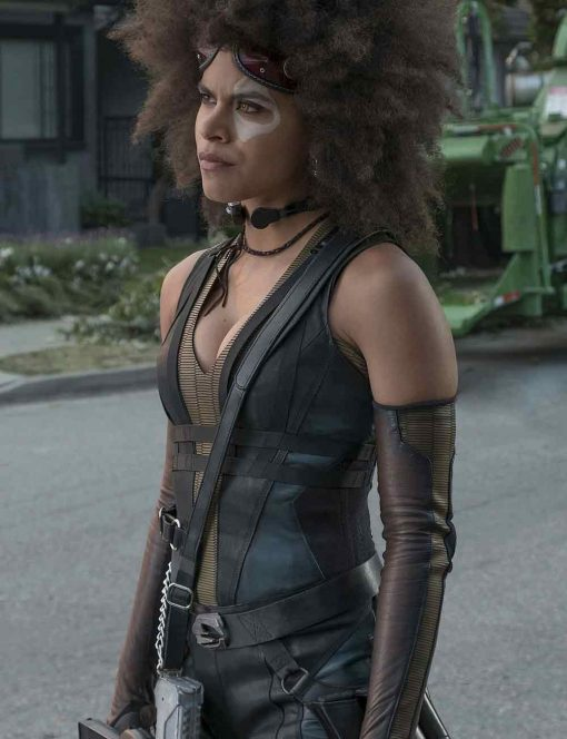 Deadpool 2 Domino Vest